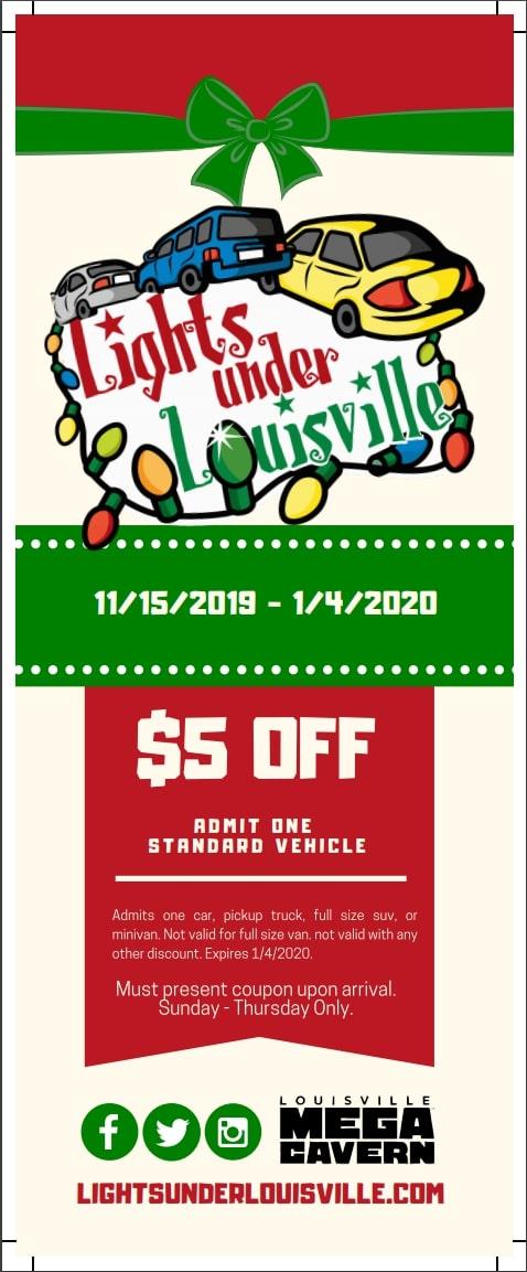 Christmas In Louisville 2020 Lights Under Louisville